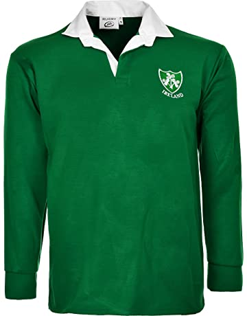 807247147 Activewear IRELAND IRISH RUGBY IRELAND FULL SLEEVE SUPPORTER SHIRTS SIZE S  TO 3XL