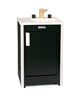 Brio Kitchen Sink, Black: Amazon.co.uk: Toys & Games