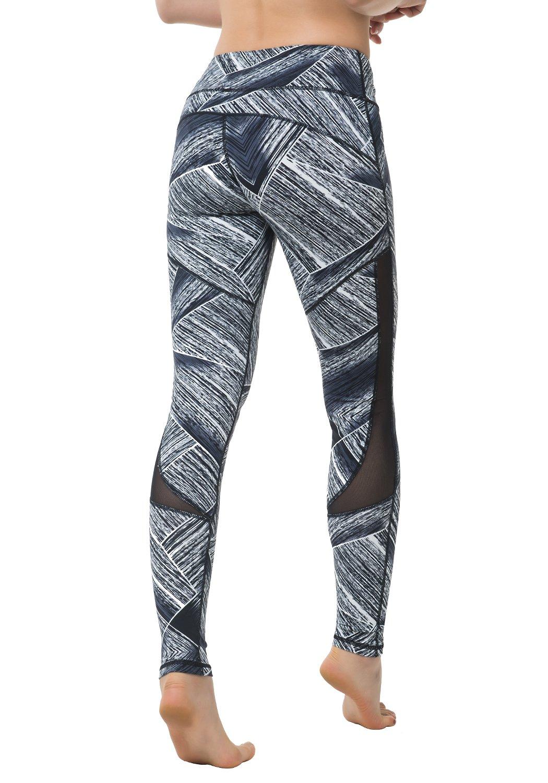 Matymats Yoga Pants for Women Gym Running Workout Leggings Performance Tights