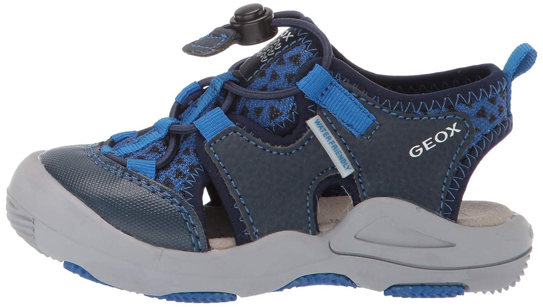 b4a8c8255 Sandalias Punta Cerrada para Niños Zapatos Sandalias de vestir Geox Jr  Sandal Kyle B