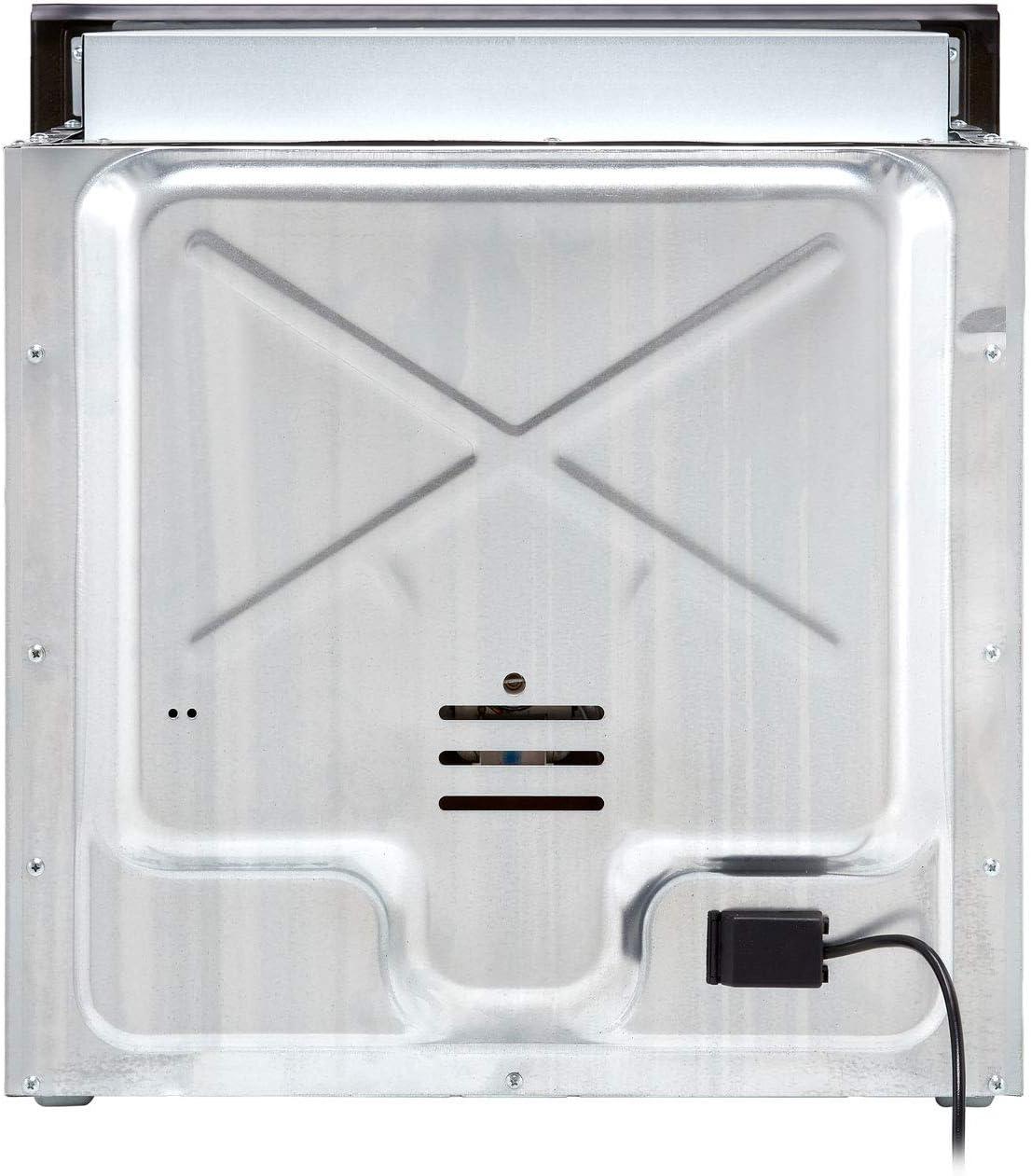 Horno eléctrico con ventilador multifunción, 8 funciones, 65 ...
