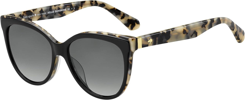 Kate Spade New York Women's Daesha Round Sunglasses