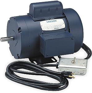 Saw Motor, 1-1/2 HP, 3450 RPM, 115/230V