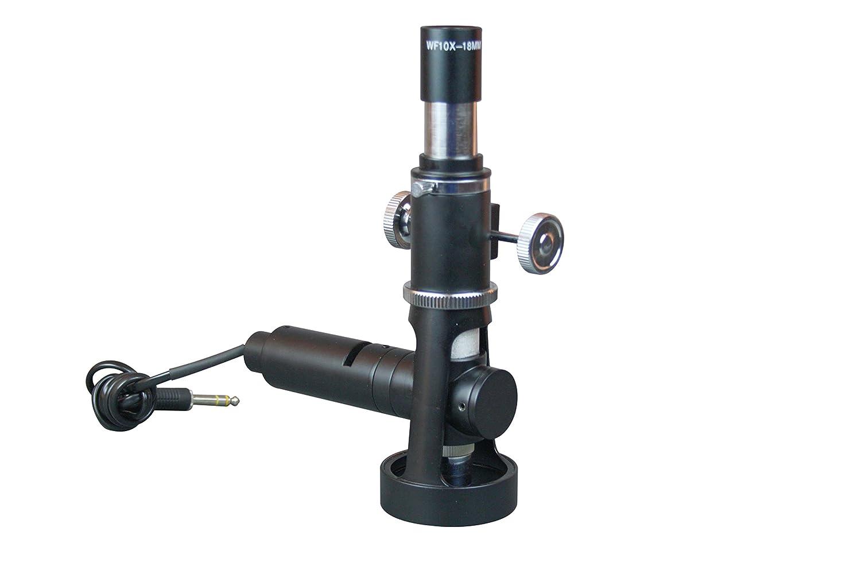 Radical Portable Cordless Rechargable Field Metallurgical Metallograph LED Microscope 600x