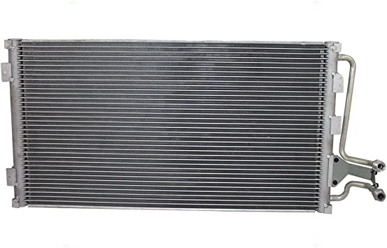 A//C AC Condenser Cooling Assembly Replacement for Isuzu Oldsmobile GMC Pickup Truck SUV 8524746470