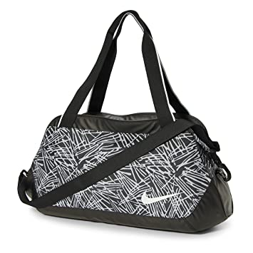 Nike Legend Club Print Sport Bag - Black