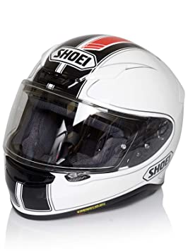 Casco Moto Shoei Nxr Flagger Tc-6 Blanco (M , Blanco)