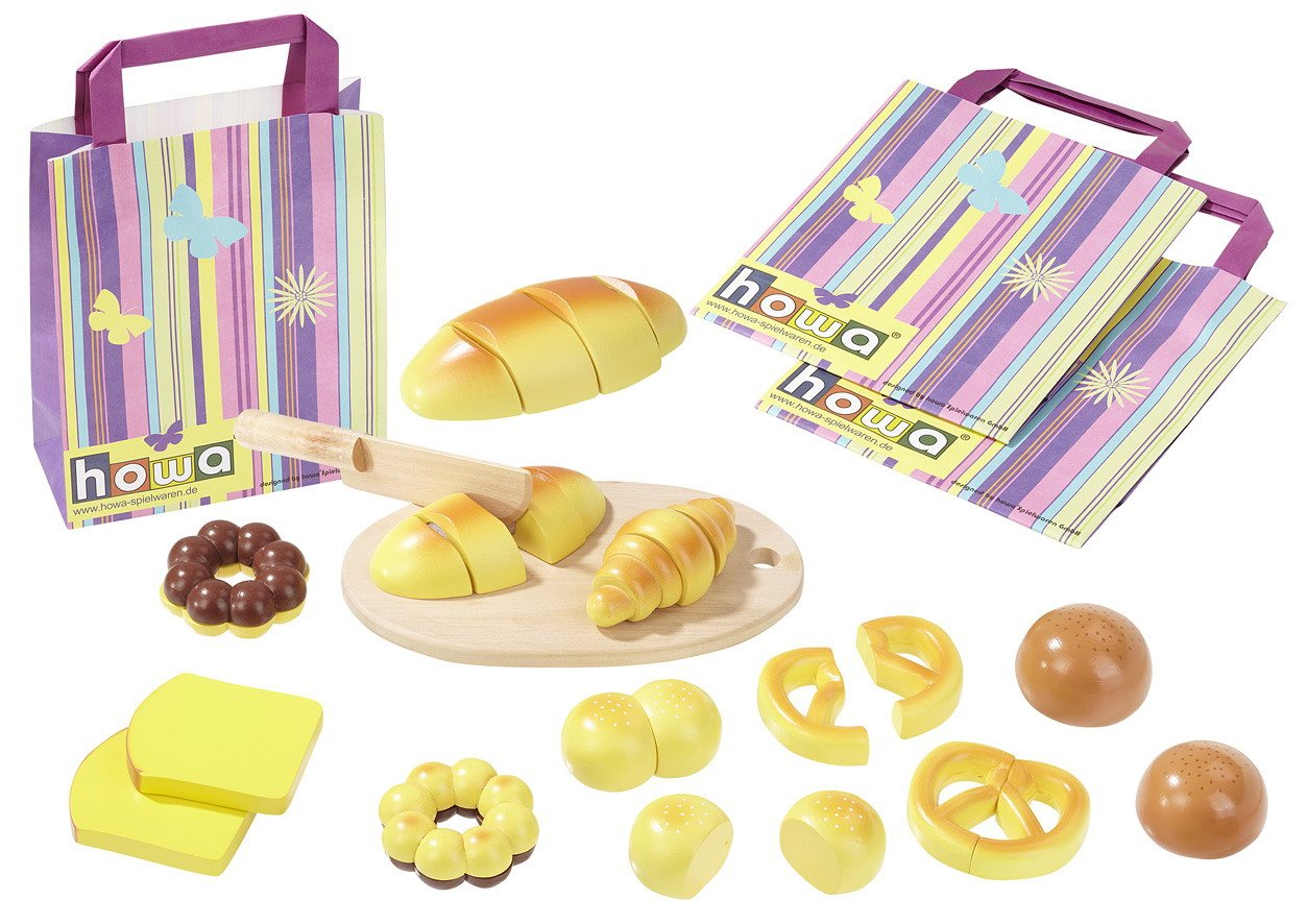 Musterkind Kaufladen Bäcker - howa Backwaren
