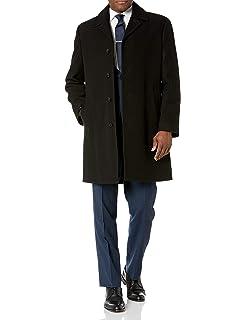 London Fog Mens Ledyard Topper Coat