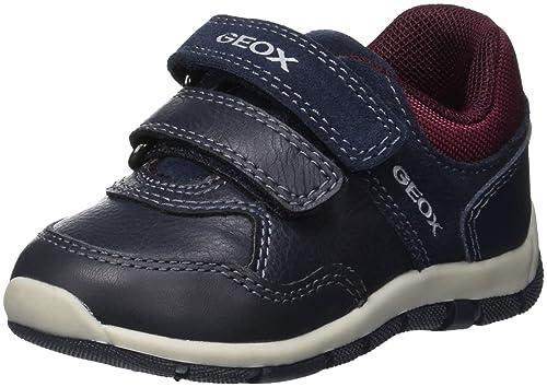 Geox B Shaax A, Botines de Senderismo para Bebés: Amazon.es: Zapatos y complementos