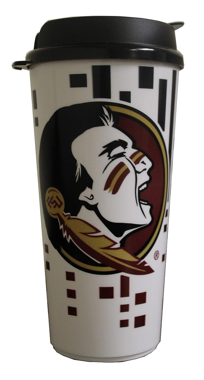 Memory Company NCAA Florida State Seminoles 32oz Single Wall Travel Mug