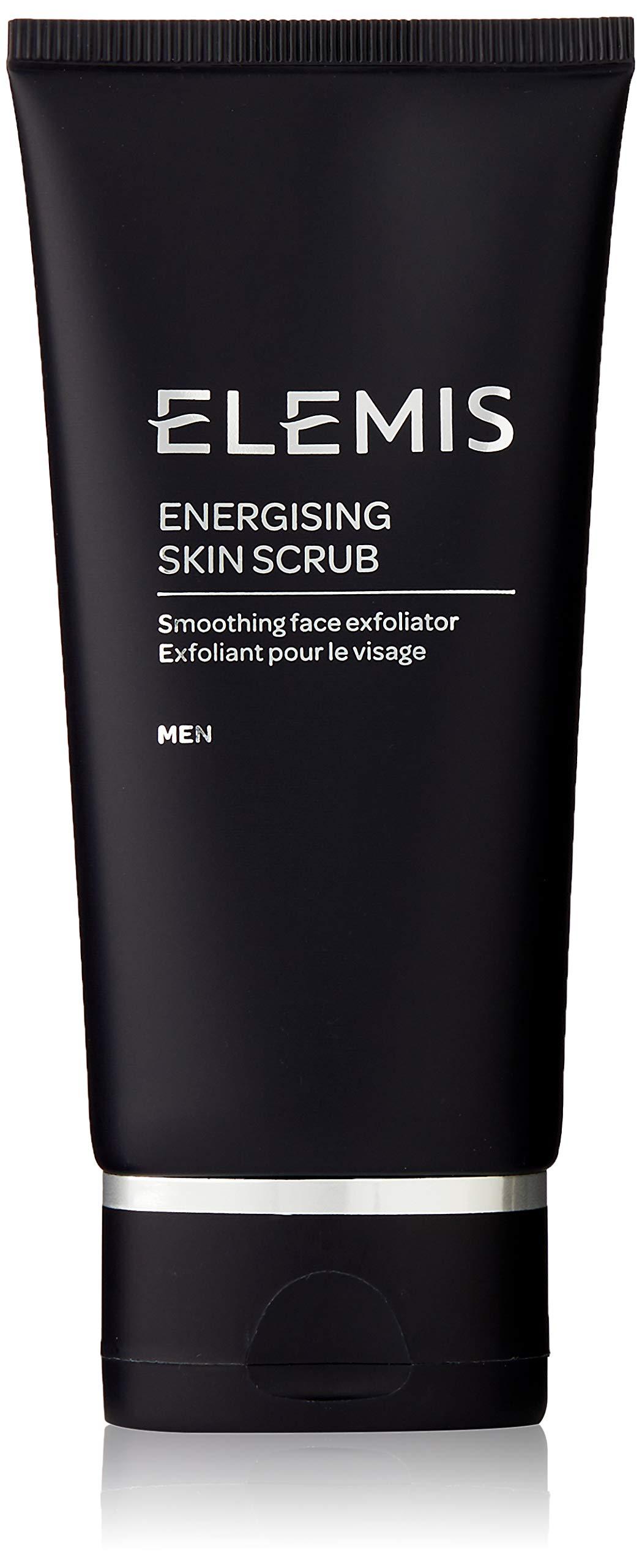 ELEMIS Energising Skin Scrub, Smoothing Face Exfoliator for Men, 2.5 fl oz by ELEMIS