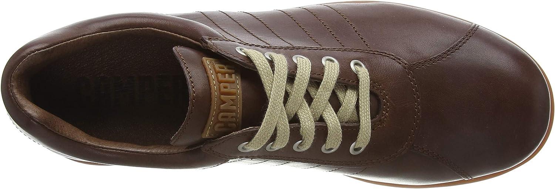 Camper Pelotas Ariel Baskets Basses, Homme Braun Medium Brown 194