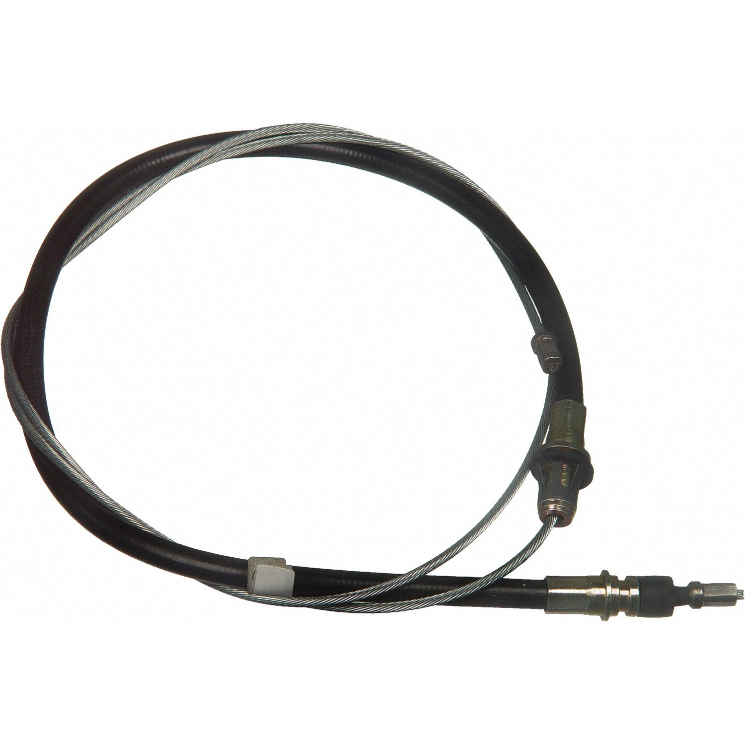 Front Wagner BC108079 Premium Parking Brake Cable