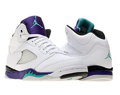 Blanc Jordan 5 Grape Violet 108 Basket Air 440890 Enfant Td EbWHD2Ye9I