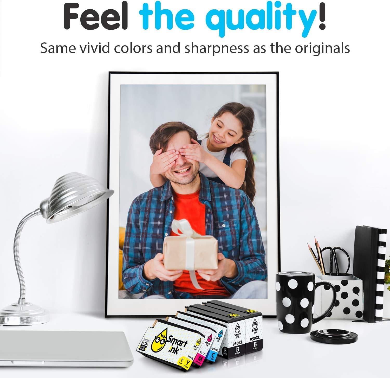 Smart Ink Reemplazo Compatible del Cartucho de Tinta HP 950XL ...