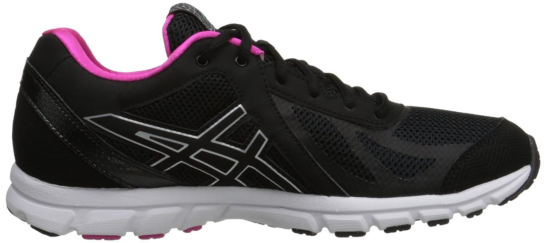 ASICS Walking Women's Gel Frequency 3 Walking ASICS Shoe B00Q2K5XDQ 11.5 B(M) US|Black/Silver/Pink 192973