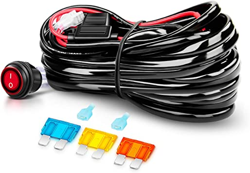Wire Up Led Light Bar 3 Pin Relay Wiring Diagram from images-na.ssl-images-amazon.com