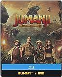 Jumanji. En la Selva Steelbook (Blu-ray)