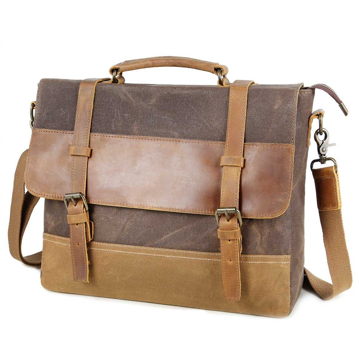 76f2716e2bca Tocode Men s Messenger Bag 14 Inch