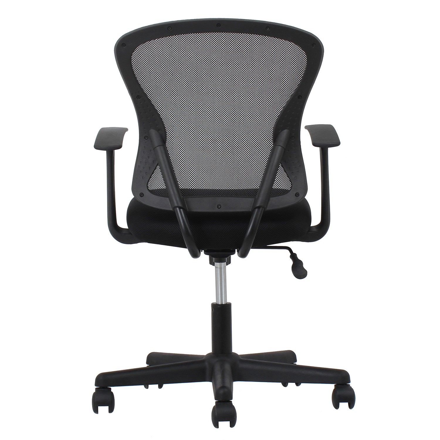 Amazon Essentials Swivel Mesh Task Chair with Arms Ergonomic puter fice Chair ESS 3011 Kitchen & Dining