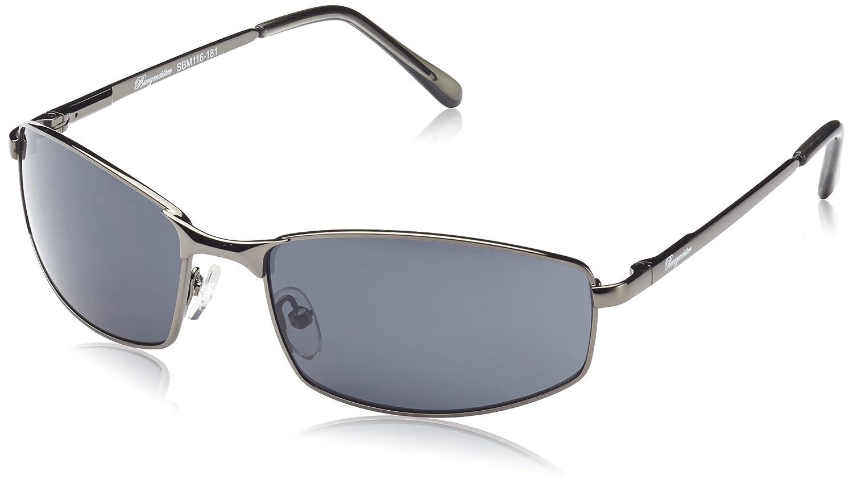 Burgmeister Herren SBM116-181 Rechteckig Sonnenbrille