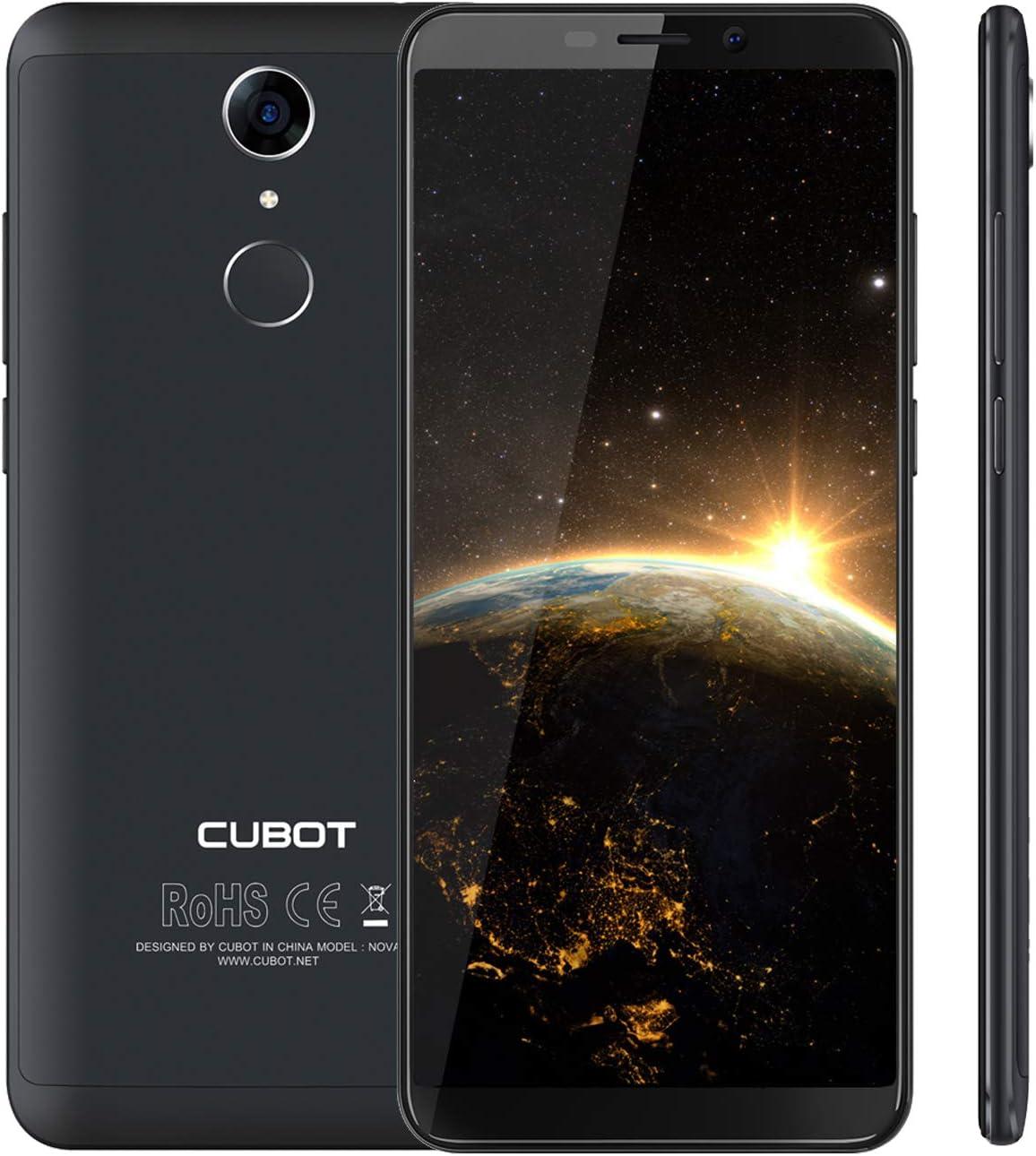 CUBOT Nova 4G Teléfono Móvil Android 8.1 MT6739 Quad-Core 3 GB + ...