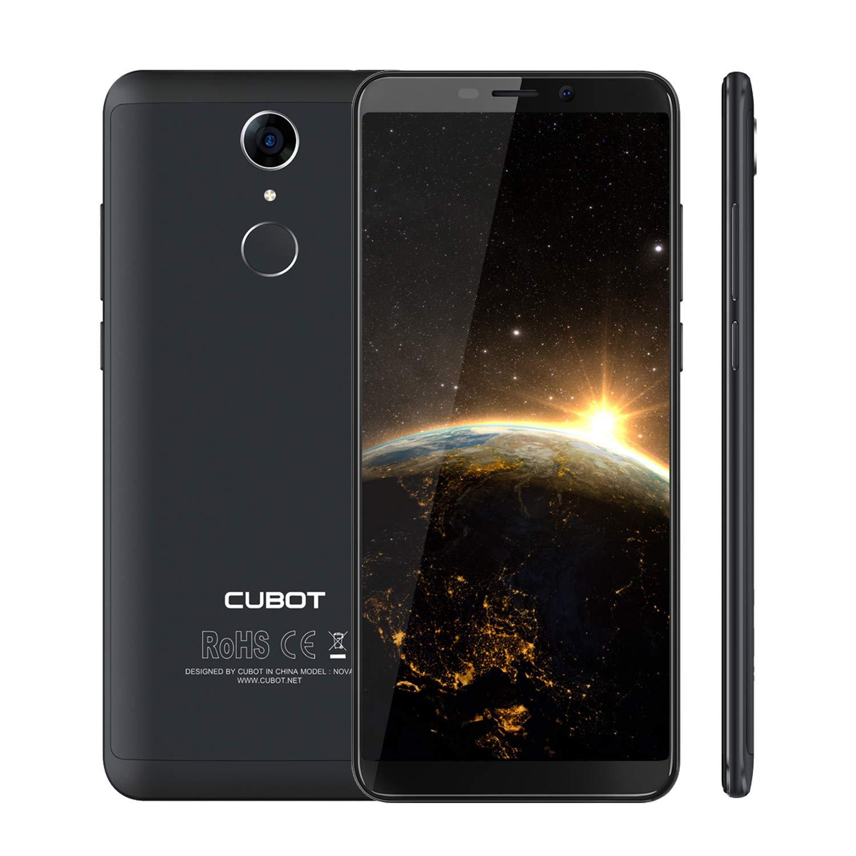 Cubot Nova 4g Teléfono Móvil Android 81 Mt6739 Quad Core 3 Gb 16 Gb 13 Mp 8mp Cámara Pantalla Hd De 55 Pantalla 720 1440p 18 9 Smartphone