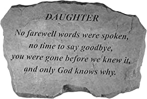 Kay Berry Inc Daughter-No Farewell Words…, Multi Color