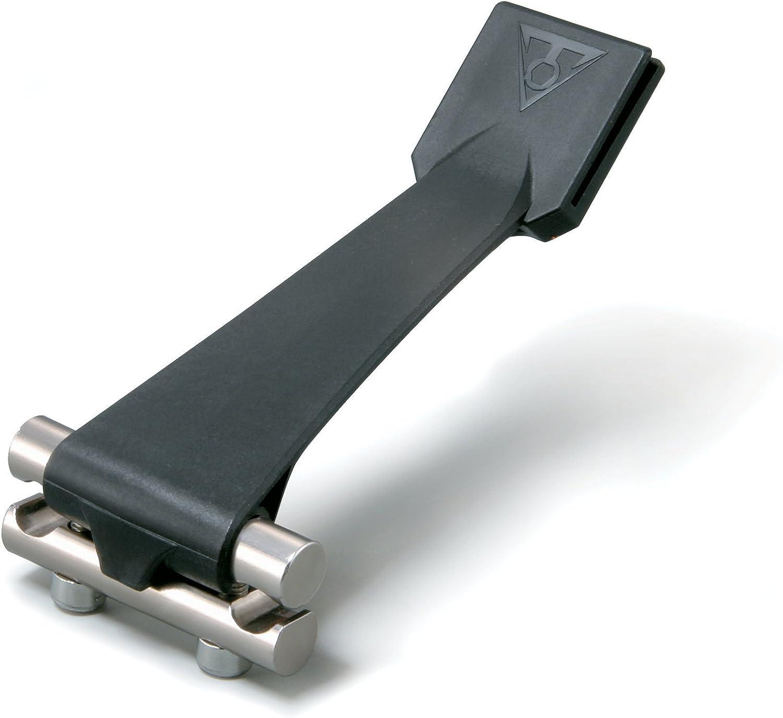 TOPEAK Lenker Halter f/ür Prepstand Vorderrad Lenker Fixierung Montage Halterung Aluminium 15900014