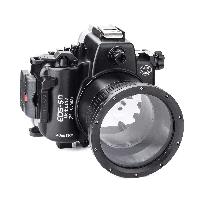 CameraPlus - Funda Impermeable para cámara de Buceo ...