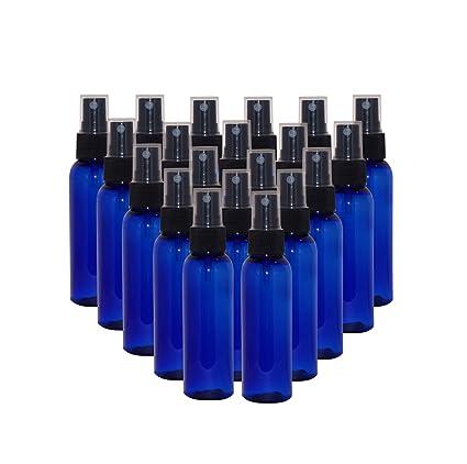 Amazon.com: WM (paquete de 24) 2 oz botellas de plástico ...