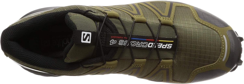 SALOMON Speedcross 4 Wide, Chaussures de Trail Homme