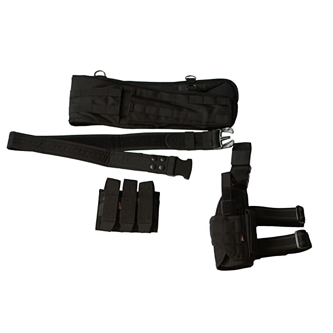 Amazon.com: Tactical Gun Holsters, peso ligero, Durable ...