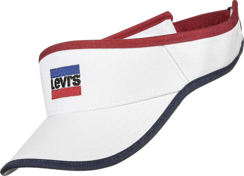 Levis ® Sport Logo Visor Gorra: Amazon.es: Ropa y accesorios