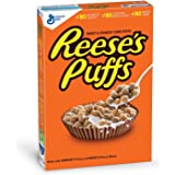General Mills Cereal Reeses Peanut Butter Puff, 368g