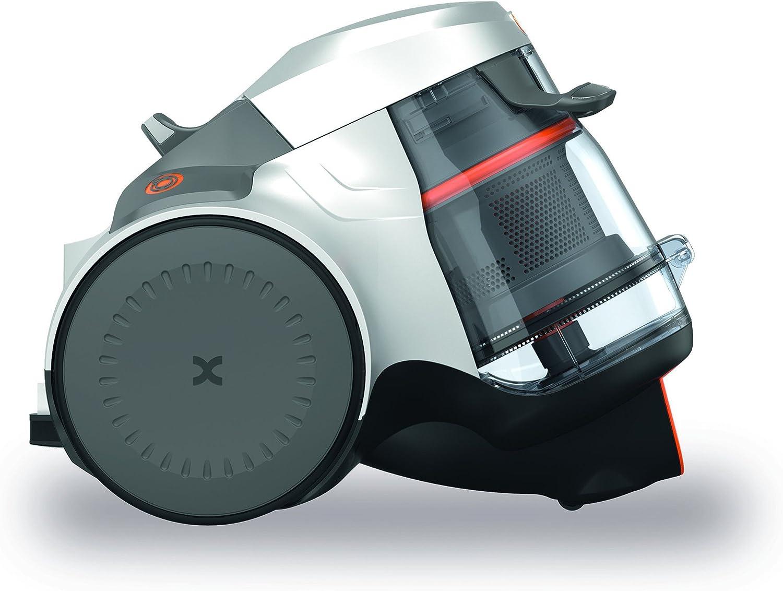 Vax C86-AS-P-E Aspiradora sin bolsa, 800 W, 2.3 litros, 72 ...