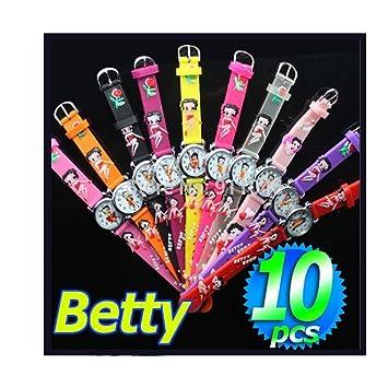 10 pulseras de reloj de pulsera para cumpleaños con banda de ...