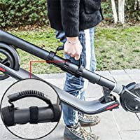 Sumeier Scooter Skateboard Carry Hand Strap Belt, Labor Saving Carrying Handle Bandage Accessories for Xiaomi Mijia M365 Electric Scooter Webbing Strips Ninebot Segway ES1 ES2 ES3 ES4 (Black)