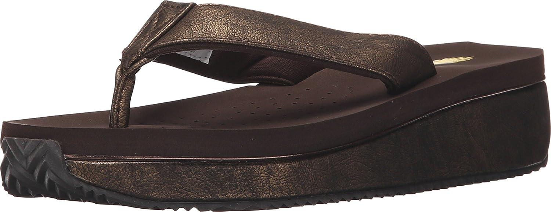 VOLATILE Women's Industry Antique Bronze Sandal