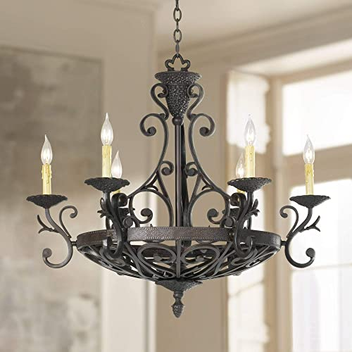 Kathy Ireland 32 1/2″ Wide La Romantica Chandelier