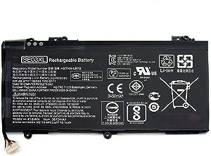 SE03XL Laptop Battery for HP Pavilion Notebook PC 14 HSTNN-LB7G HSTNN-UB6Z(11.55V 41.5Wh)