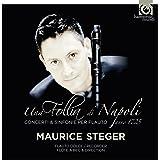 ナポリのフォリア - 1725年 (Una Follia di Napoli arro 1725 - Concerti & Sinfonie Per Flauto/Maurice Steger) [輸入盤]