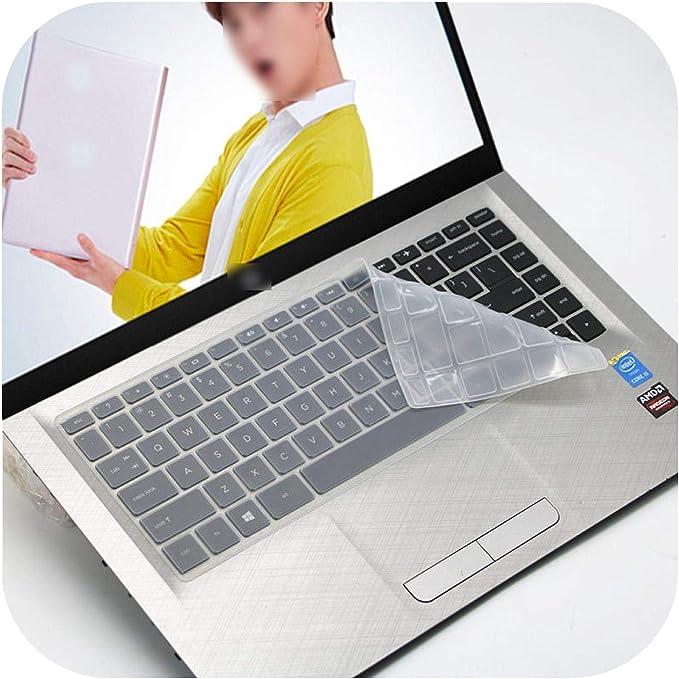 Funda protectora de teclado para portátil HP ENVY de 13 ...