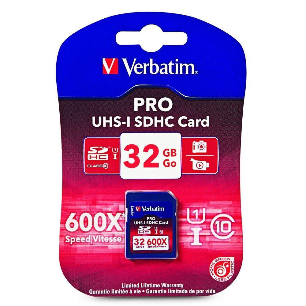 Amazon.com: PRO 600X de 32GB SDHC Class 10 UHS-1 tarjeta de ...