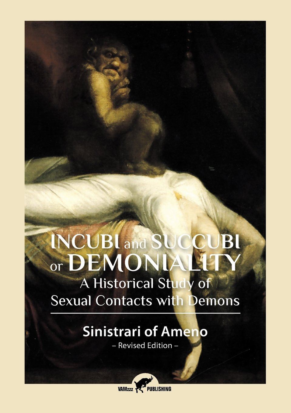 Download Incubi and Succubi or Demoniality: A Historical Study of Sexual Contacts with Demons PDF