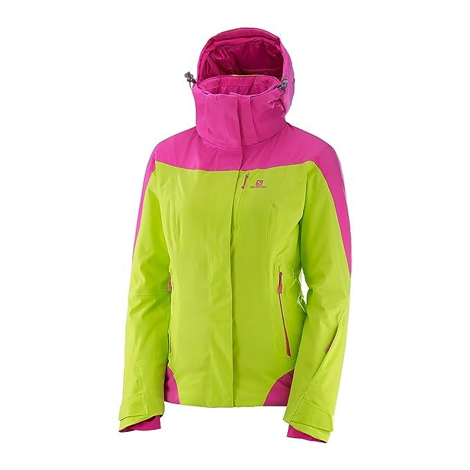 Amazon.com: Salomon Women s icerocket chamarra: Clothing