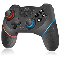 ZoeeTree Control Inalámbrico para Nintendo Switch/ PC, Pro Controller Switch Bluetooth Gamepad con Turbo Gyro Axis y Dual Shock, 6h de Tiempo de juego, Control Switch Apto para todos los juegos de Nintendo Switch
