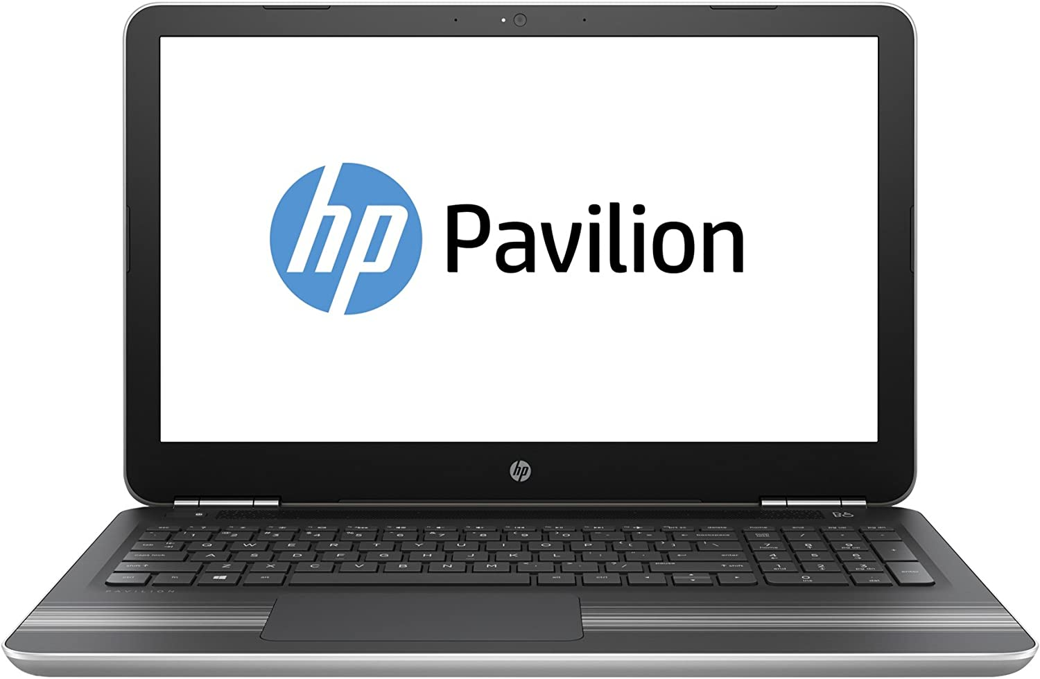 HP Pavilion 15-au010wm 15.6 Inch Laptop (Intel Core i7-6500U 2.5GHz, 12 GB DDR4-2133 SDRAM, 1 TB 5400 rpm SATA Hard Drive, Windows 10), Silver