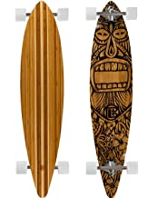 Bamboo Pintail Tiki Man